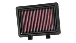 K&N Motorcycle Air Filter Fits Suzuki DL1000 - SU-1014
