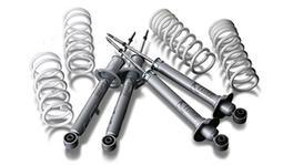 New KYB Extage Shock Absorber Suspension Kit EXTSPFR1