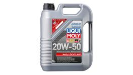 LIQUI MOLY 20W50 Mos2 Engine Oil 5L
