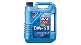 LIQUI MOLY 10W40 Super Leichtlauf Engine Oil 5L