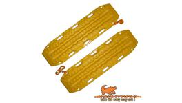 MAXTRAX - MK2 4x4 Recovery Tracks FJ Yellow with Telltale Leashes