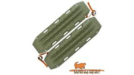 MAXTRAX - MK2 4x4 Recovery Tracks Olive Drab with Telltale Leashes