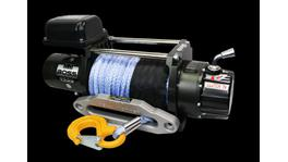 Mean Mother 4x4 Boss Electric Winch 9500lb Synthetic Offset EB9500S25