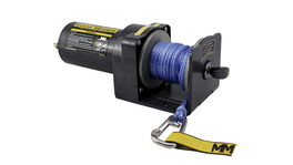 Mean Mother Peak Electric Winch 2000lb Synthetic Rope EW2000S