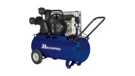 Mechpro Blue 60L 3.5HP Belt Drive Air Compressor