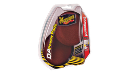 Meguiars DA Power Pads Compounding 2-Pack G3507INT