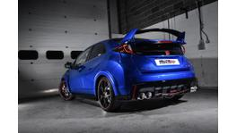 Milltek Cat Back Exhaust 3 Inch SSXHO212 fits Civic Type R FK2 Turbo 2.0 (RHD) 2015-On 254679
