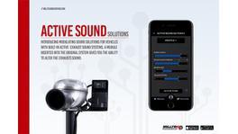 Milltek Active Sound Control SSXAU676 fits Audi SQ5 3.0 V6 Bi-TDI Diesel 2014-16