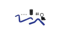 Mishimoto Baffled Oil Catch Can (Blue) fits Subaru BRZ/Toyota GT86