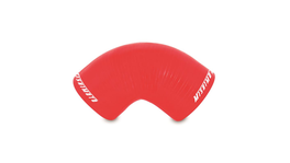 "Mishimoto 90 Degree Elbow 2.5"" (Red)"