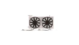 Mishimoto Plug-N-Play aluminium Fan Shroud Kit fits Subaru WRX/STI