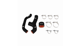 Mishimoto Silicone Intercooler Hoses (Black) fits Subaru WRX/Forester XT