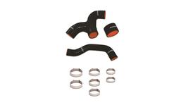 Mishimoto Silicone Intercooler Hoses (Black) fits Subaru WRX