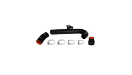 Mishimoto Hot Side Intercooler Pipe Kit (Black) fits Ford Mustang EcoBoost 2015