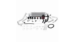 Mishimoto Front Mount Intercooler (Polished/Silver) fits Subaru WRX STI