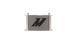Mishimoto Universal 25 Row Oil Cooler (Silver)