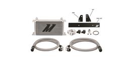 Mishimoto Oil Cooler Kit (Silver) fits Nissan 370Z/Infiniti G37 Coupe