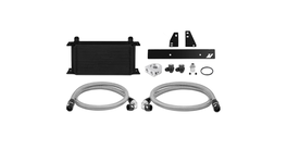 Mishimoto Oil Cooler Kit (Black) fits Nissan 370Z/Infiniti G37 Coupe