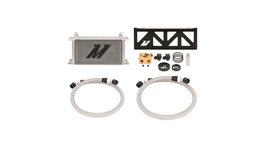 Mishimoto Oil Cooler Kit Thermostatic (Silver) fits Subaru BRZ/Toyota GT86 262740