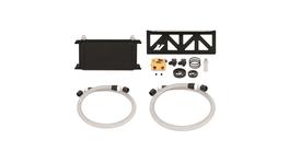 Mishimoto Oil Cooler Kit Thermostatic (Black) fits Subaru BRZ/Toyota GT86 262741