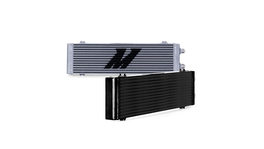 Mishimoto Dual Pass Oil Cooler Large (Black)