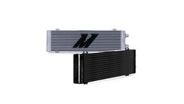 Mishimoto Dual Pass Oil Cooler Large (Black) 262908