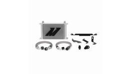 Mishimoto Oil Cooler Kit (Silver) fits Mitsubishi Evo7/8/9