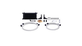 Mishimoto Oil Cooler Kit Thermostatic (Black) fits Ford Fiesta ST 262725