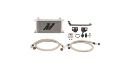 Mishimoto Oil Cooler Kit (Silver) fits Ford Mustang EcoBoost 2015 262752