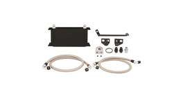 Mishimoto Oil Cooler Kit (Black) fits Ford Mustang EcoBoost 2015 262753
