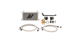 Mishimoto Oil Cooler Kit Thermostatic (Silver) fits Ford Mustang EcoBoost 2015 262730