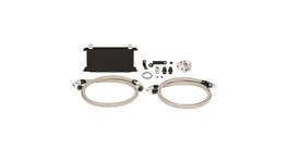 Mishimoto Oil Cooler Kit (Black) fits Subaru WRX STI