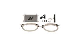 Mishimoto Oil Cooler Kit (Silver) fits Subaru WRX STI