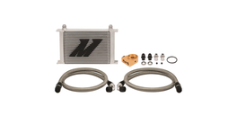 Mishimoto 25 Row Thermostatic Oil Cooler Kit (Silver)