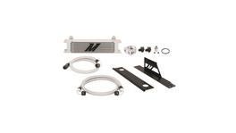 Mishimoto Oil Cooler Kit (Silver) fits Subaru WRX/Sti