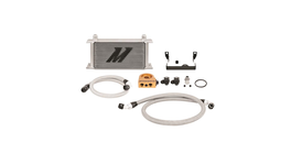 Mishimoto Oil Cooler Kit Thermostatic (Silver) fits Subaru WRX/Sti