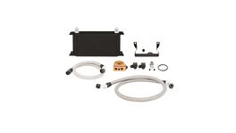 Mishimoto Oil Cooler Kit Thermostatic (Black) fits Subaru WRX/Sti 262787