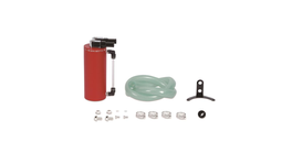 Mishimoto Aluminium Oil Catch Can Small (Red)