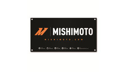 Mishimoto Promotional Banner Medium