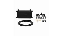 Mishimoto Transmission Cooler Kit (Black) fits Jeep Wrangler JK