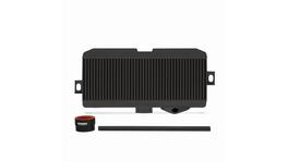 Mishimoto Top Mount Intercooler Kit (Black) fits Subaru WRX STI