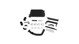 Mishimoto Top Mount Intercooler & Charge Pipe Kit (Black) fits Subaru WRX 262668