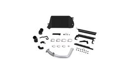 Mishimoto Top Mount Intercooler & Charge Pipe Kit (Black) fits Subaru WRX 262670
