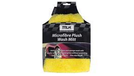 Microfibre Wash Mitt MLH Plush 64MLH100