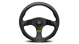 MOMO Steering Wheel Team Black 300 11102640211L