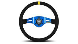 MOMO Steering Wheel MOD 03 Blue 350 11150405811L