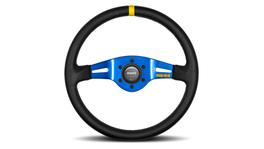 MOMO Steering Wheel MOD 03 Blue 350 11150405812L