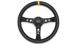 MOMO Steering Wheel MOD 07 Black 350 11111811311