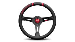 MOMO Steering Wheel DRIFTING Black/Red 330 VDRIFT33NROSL