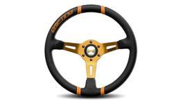 MOMO Steering Wheel DRIFTING Black/Orange 350 VDRIFT35NEAR